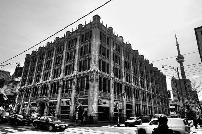 Wesley Building via wikimedia commons