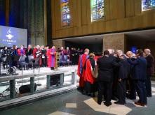 Prayer of Dedication by Prof. Dennis Ngien