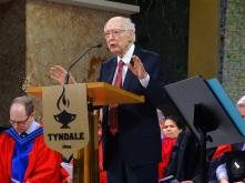 Benedition by Bishop Emeritus Donald N. Bastian